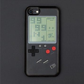 ParaCity Funny Gameboy - Carcasa de silicona para iPhone con ...