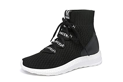 Amazon Com Lusam Feeling Fashionable Lightweight Walking Shoes Mens