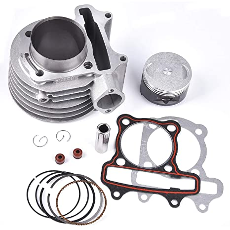 Hammerhead Twister 150 150cc Go Kart Top End Engine Cylinder Rebuild Kit