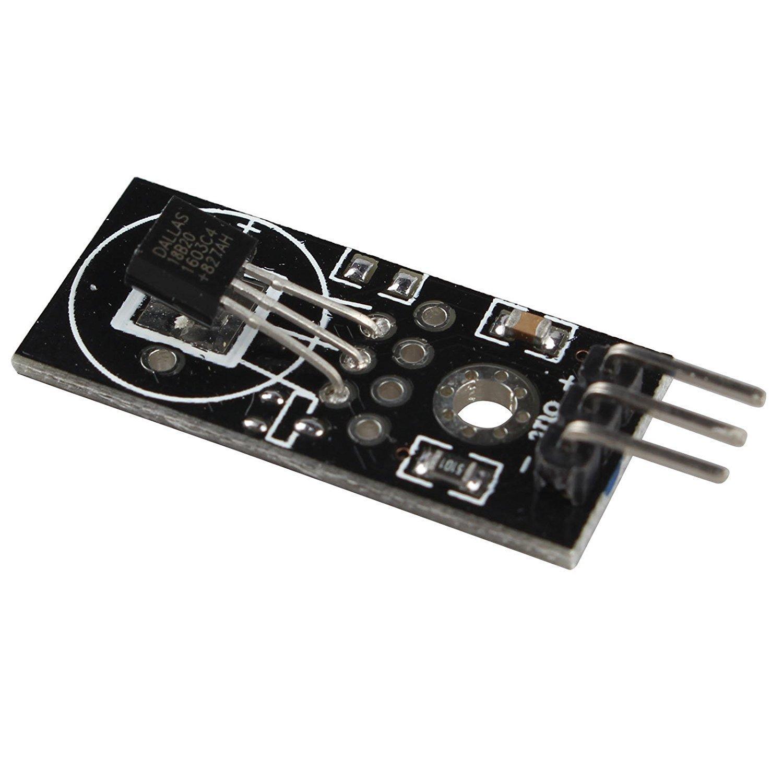 ARCELI DS18B20 Module Single Bus Digital 18B20 Temperature Sensor Electronic Building Blocks