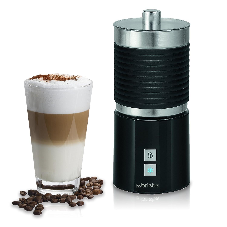 Briebe Latte Batidora Espumador de leche automático función calentar apagado automático W
