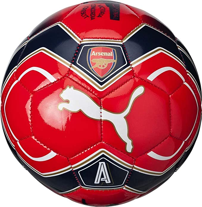 PUMA Arsenal 082669 01 - Balón de fútbol, tamaño Mini, diseño del ...