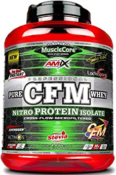 Amix musclecore optiWhey CFM 2,25 kg Proteinas tamaño, fuerza ...