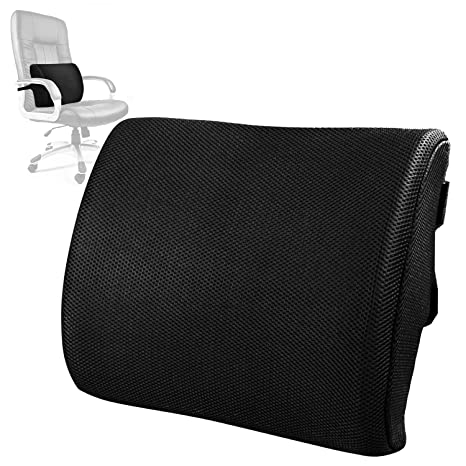 Amazon.com: Compacto Tecnologías lumbar almohada: Home & Kitchen