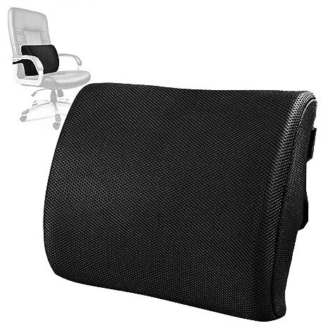 Amazon.com: Compacto Tecnologías lumbar almohada: Home & Kitchen