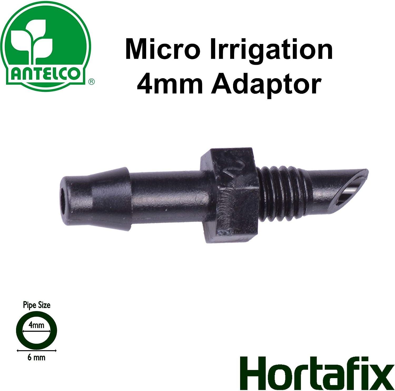 Micro riego Espino//adaptadores de rosca de 4/mm Var paquetes