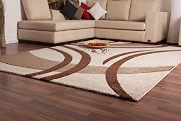 Designer Teppich Wohnteppich Teppich moderner Wohnzimmer Teppich ...
