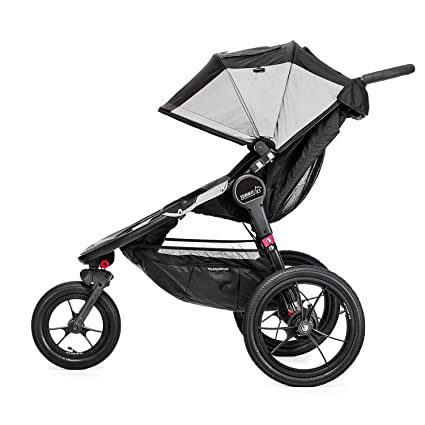 Amazon Com Baby Jogger Summit X3 Single Stroller Blackgray