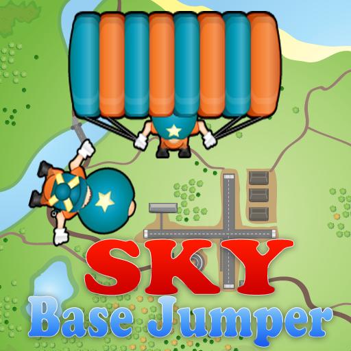 Sky Base Jumper -