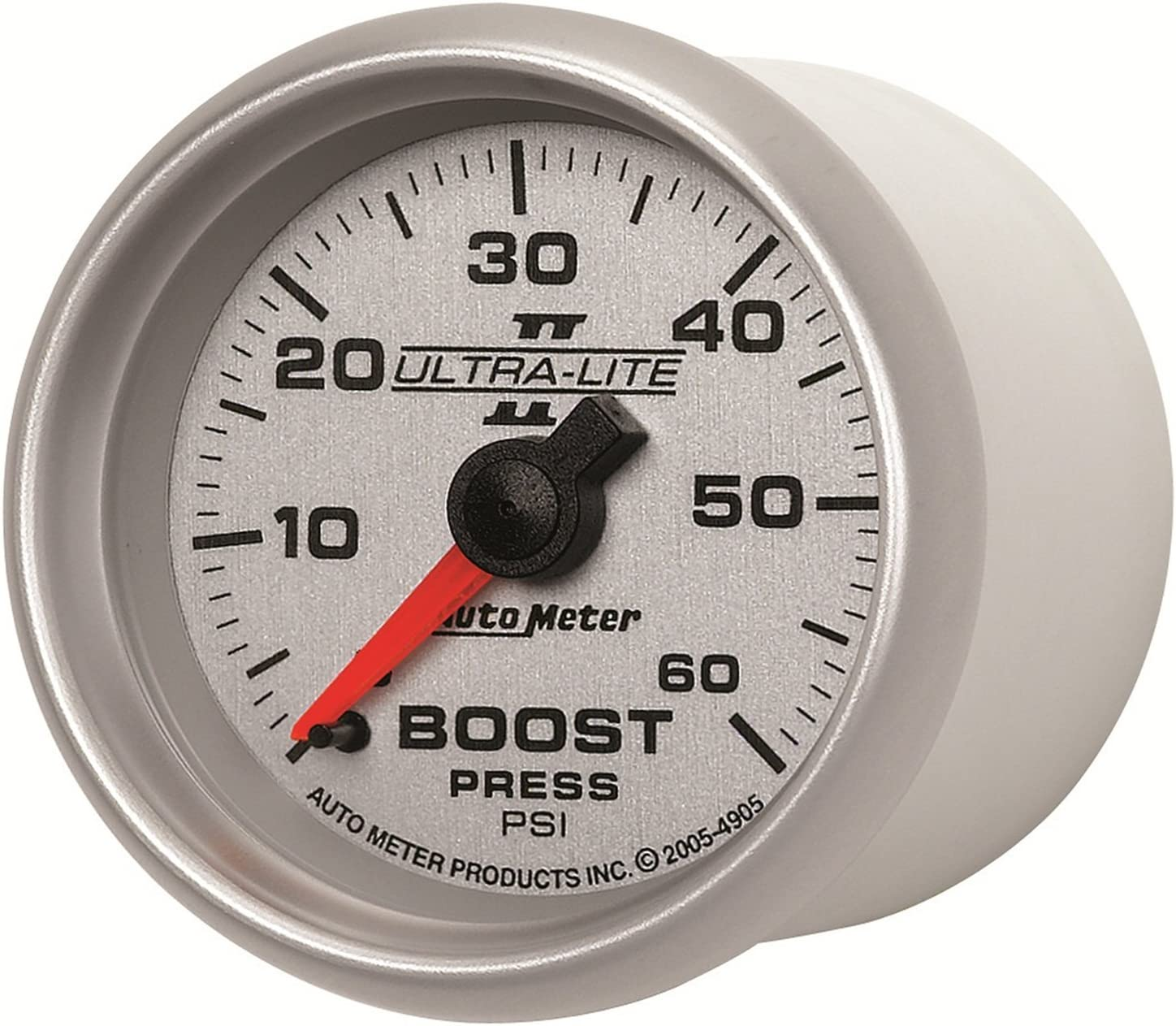 Auto Meter 4905 Ultra-Lite Gauge II All stores are sold Boost Max 42% OFF Mechanical