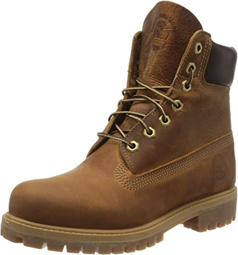 bottine homme timberland marron