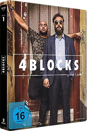 4 Blocks 2 Discs Steelbook Die Komplette 1 Staffel Exklusiv Bei