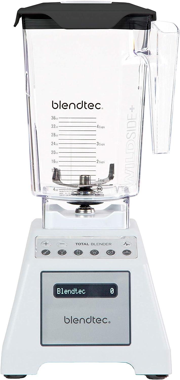 Blendtec Total Blender Multiple Colors New or Pre-Owned Jar Packages 120v US