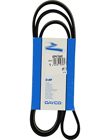 Dayco 6PK1640 Correa trapecial poli V