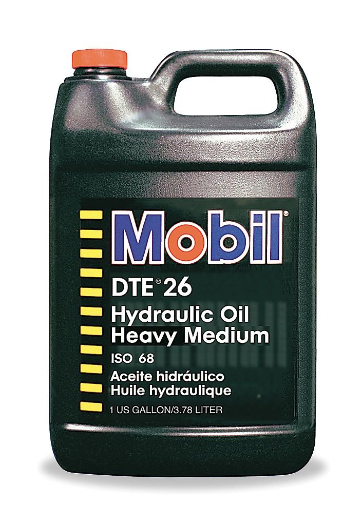 Mobil DTE 26, Hydraulic, ISO 68, 1 gal.