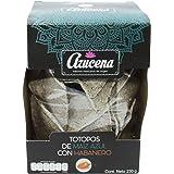 Totopos horneados de Maíz Azul con Habanero, 2 packs de 230 gr, sin gluten