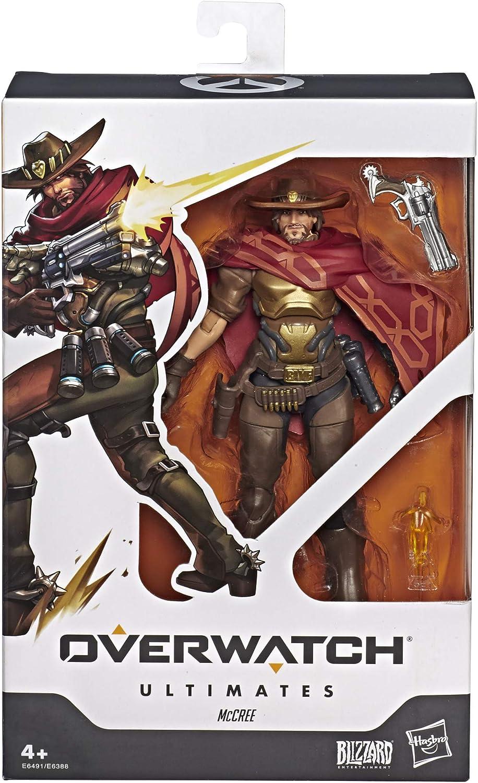 Overwatch - Ultimates Mccree (Hasbro E6491ES0): Amazon.es: Juguetes y juegos
