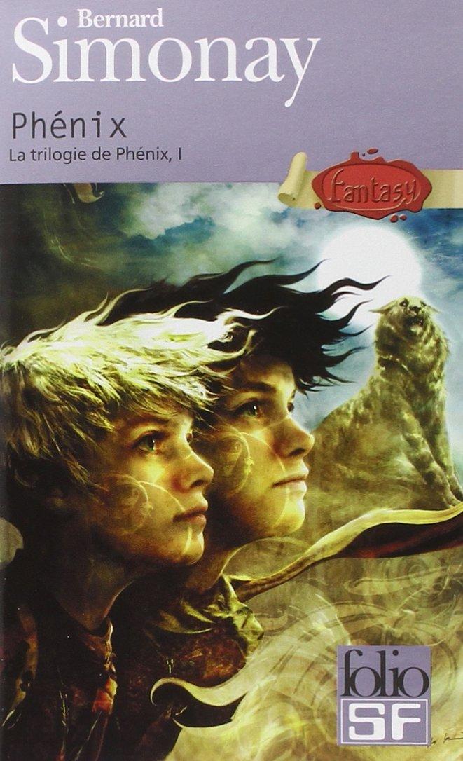 Phenix Simonay (Folio Science Fiction) (English and French Edition) PDF