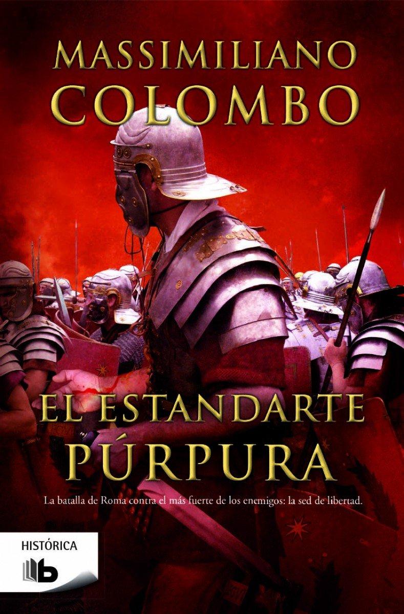 El estandarte purpura (Spanish Edition)