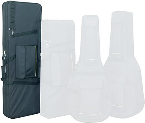 Soft Light Case Estuche para Bajo eléctrico Deluxe Line Serie RC 20805 B: Amazon.es: Instrumentos musicales