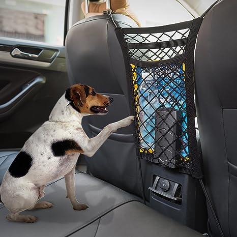 Filet de sécurité voiture pour chien