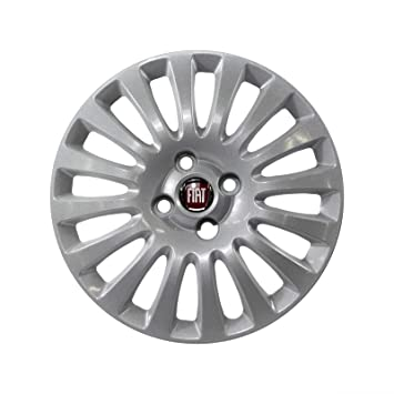 Wheel trim 15 inch for Fiat Punto Evo 2008 Onwards OE 735481016 Wheel,