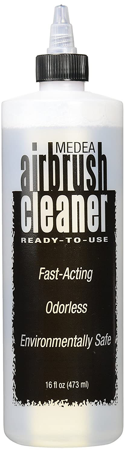 Medea 545ml Airbrush Cleaner 16oz # I-6500-16 ToyCentre 6 500 16