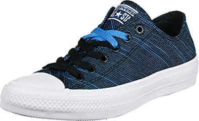 Converse Chuck Taylor All Star II 151091C Color Black Blue Size: 11
