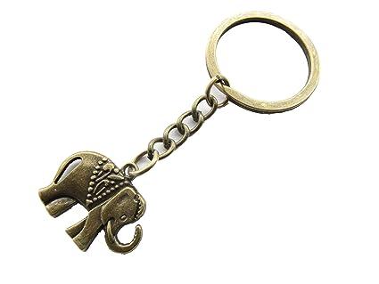 Amazon.com   Elephant Keychain d1eccb2d0