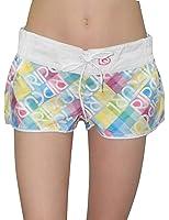 Rip Curl Puzzler 2'' Womens Casual Beach & Surf Summer Shorts