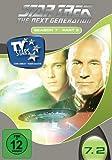 Star Trek - Next Generation - Season 7.2 (3 DVDs) [Import allemand]