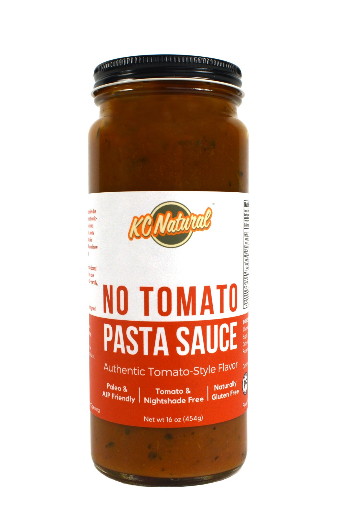 No Tomato Pasta Sauce (1-pack)