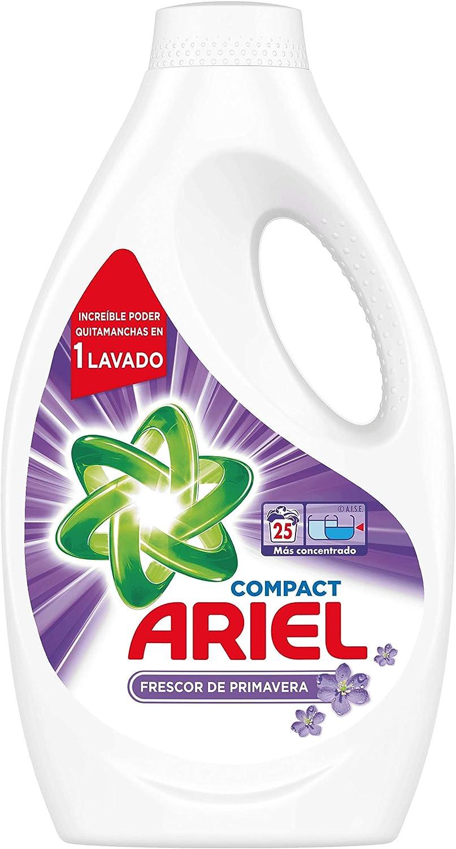 Ariel Fresh Sensation Purple Detergente Líquido - 1.375 g, 25 ...