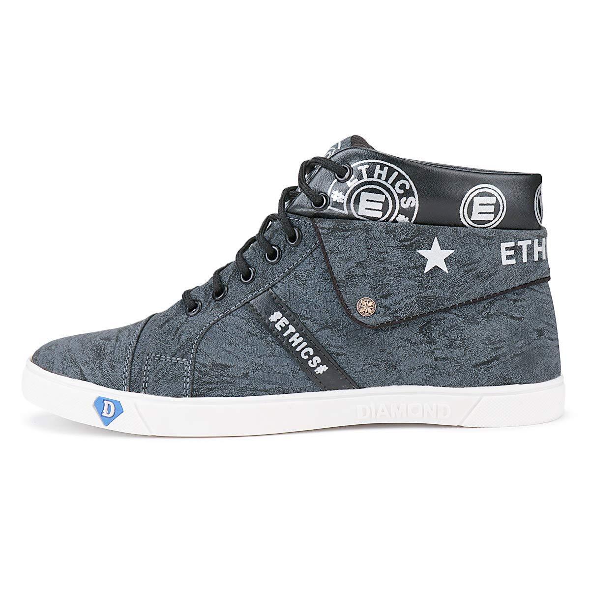 6e688c691e ETHICS Perfect Black Sneaker Shoes for Women