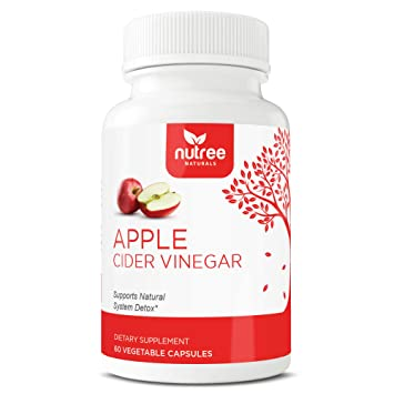 Amazon.com: Vinagre de Sidra de Manzana pastillas – 1250 mg ...