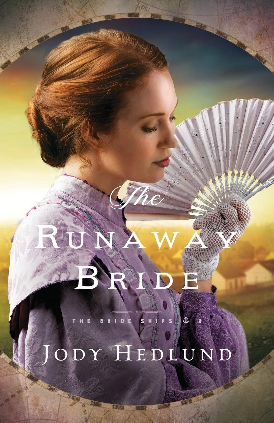 The Runaway Bride by Jody Hedlund {A Book Review}