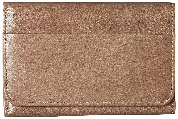 Hobo Womens Leather Vintage Jill Tri Fold Wallet (Ash) at Amazon ... e0f159dba6ad8