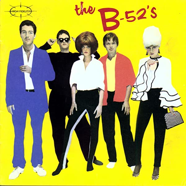 Rock Lobster By The B 52 S On Amazon Music Amazon Com