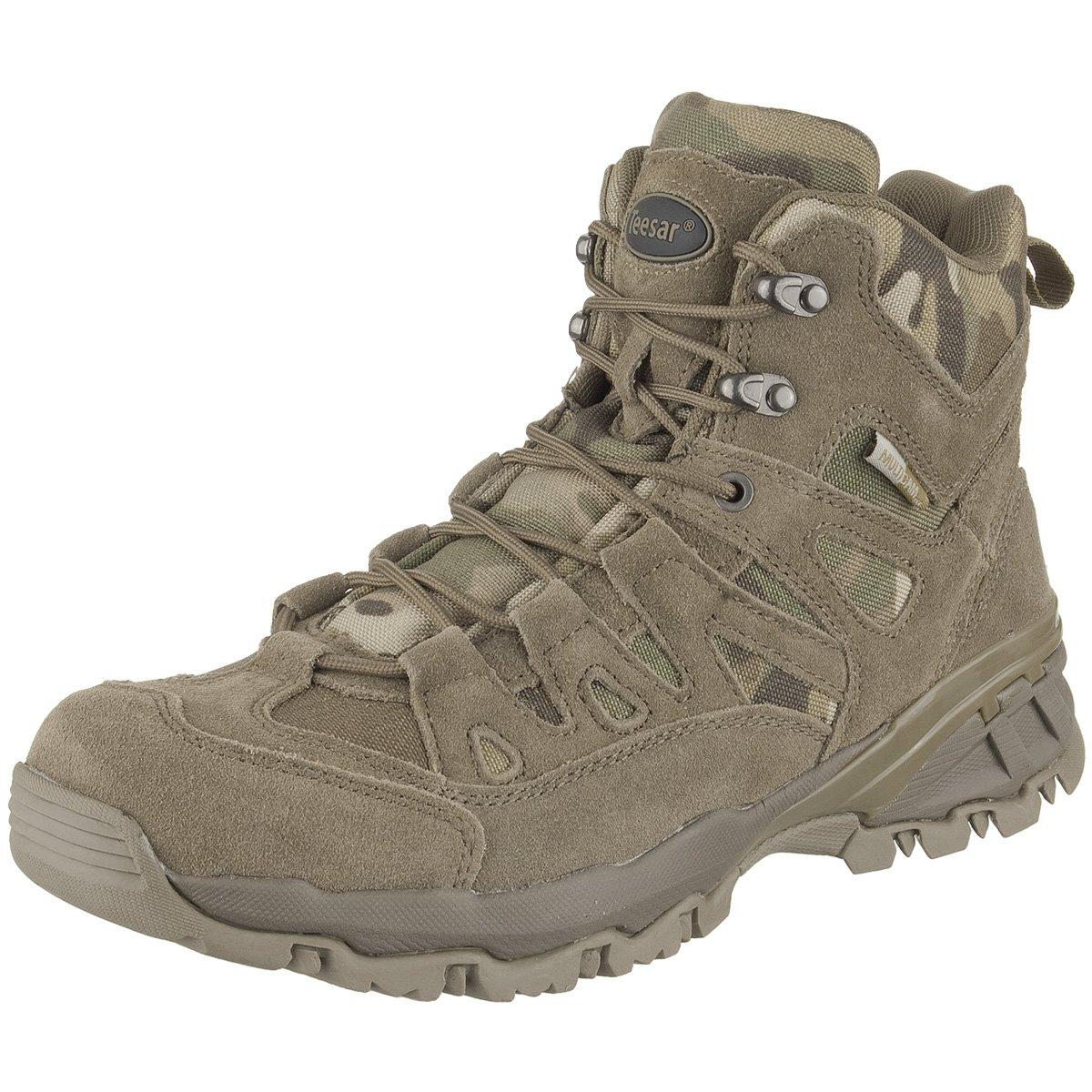 Teesar Squad Boots MultiCam size 9 UK / 10 US