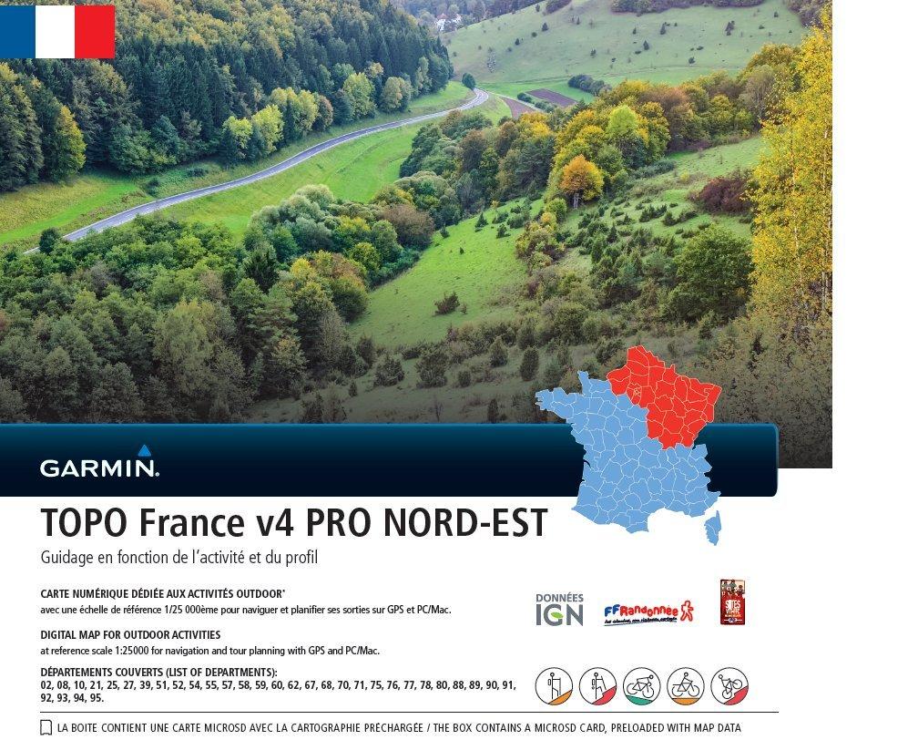 CARTE FRANCE TÉLÉCHARGER PRO TOPO GRATUITEMENT V4