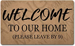Aming Mat Funny Welcome EntranceArea Rug 29.9