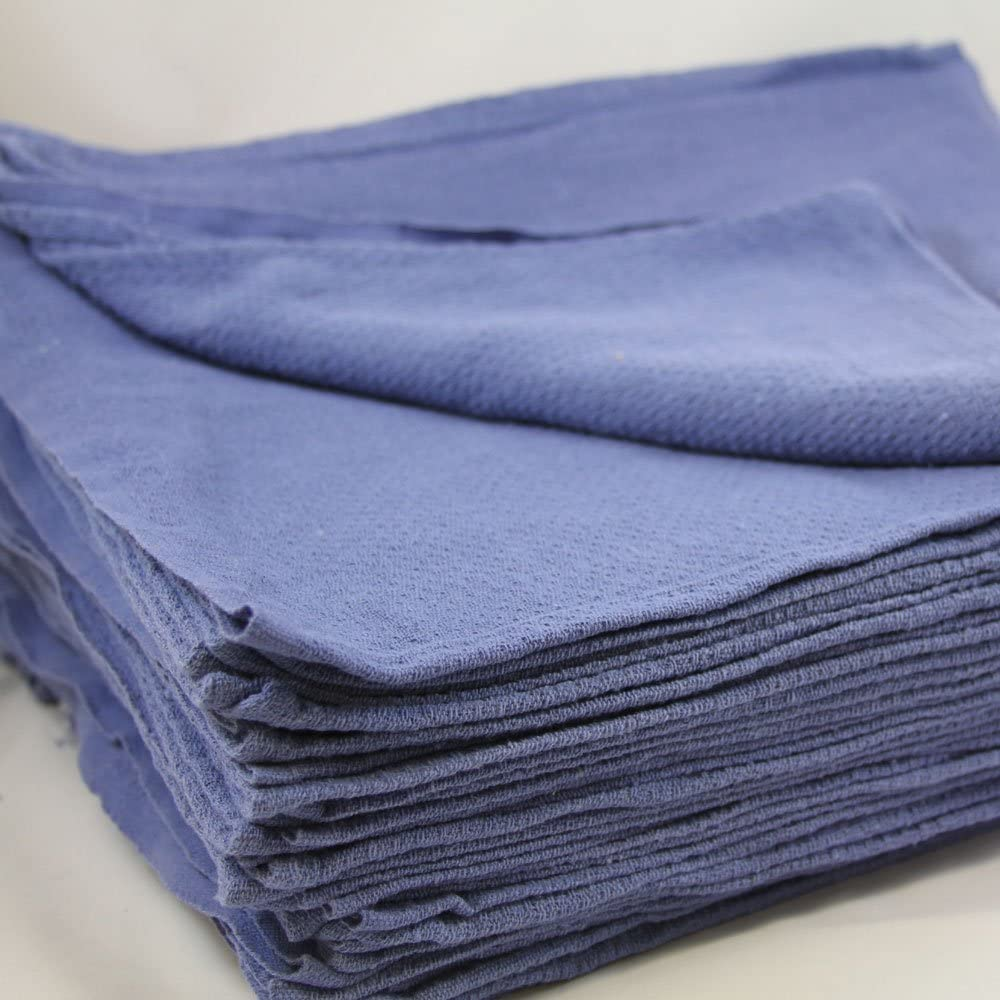 MHF Super Absorbent Lint Free Cotton Huck Towels
