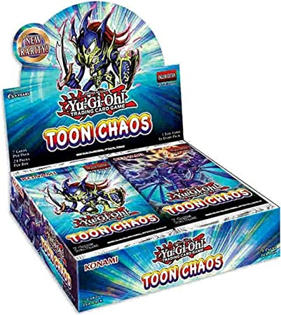 Yu-Gi-Oh CHAOS RED BOX Factory Sealed *4 Booster Packs /& 4 Duelist Packs*