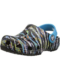 Crocs Kids Classic Graphic K Clog Clogs