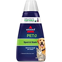 Bissell 2X Pet Stain and Odor Portable Machine Formula, 74R7