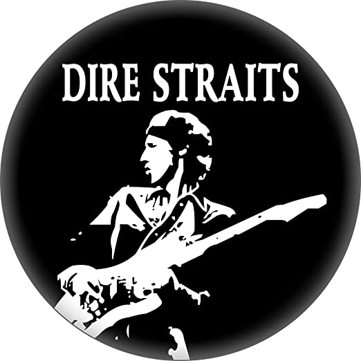 Image result for dire straits logo