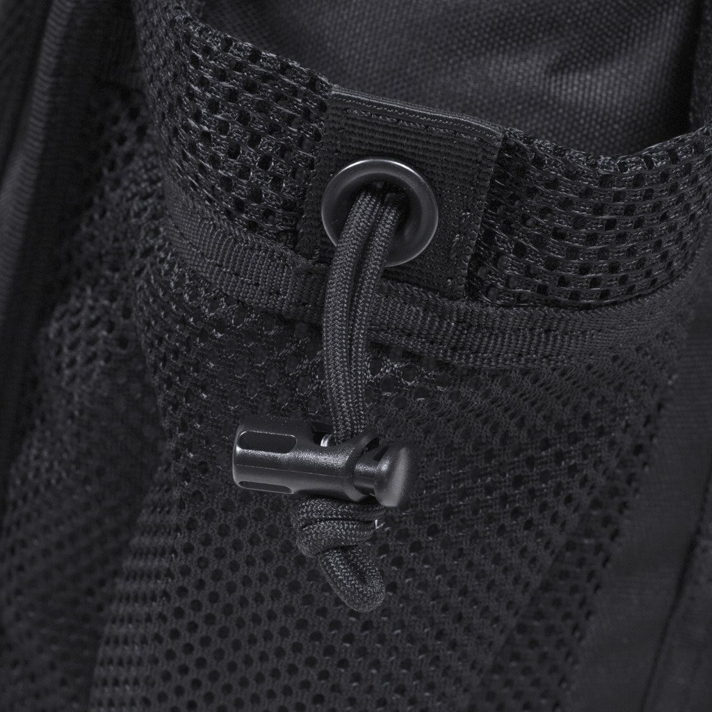 Seibertron Jumbo Motor m/últiples funciones Messenger Bag Mensajero de Cuerpo Cruz Hombro Paquetes Ocio negro