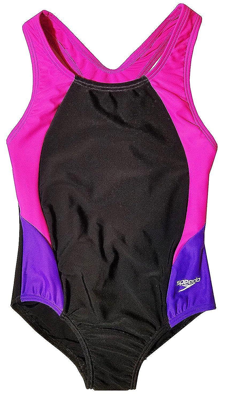 Speedo Girls One Piece Swimsuit 7142076