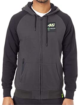 Valentino Moto Sweat Energy Dual Rossi Vr46 Gp Monster Capuche À WH29IED