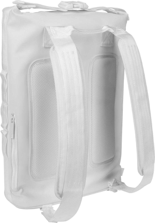 56150b3a9e4a3 adidas NMD BP Night Rucksack Weiß-(Blanco